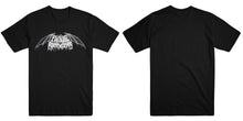Load image into Gallery viewer, Metal Logo Black T-Shirt