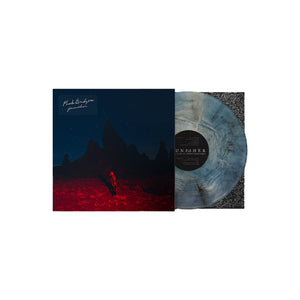 Punisher Blue and Swirly Silver Vinyl LP