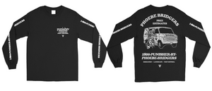 Punisher Black Longsleeve Shirt
