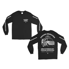 Load image into Gallery viewer, Punisher Black Longsleeve Shirt