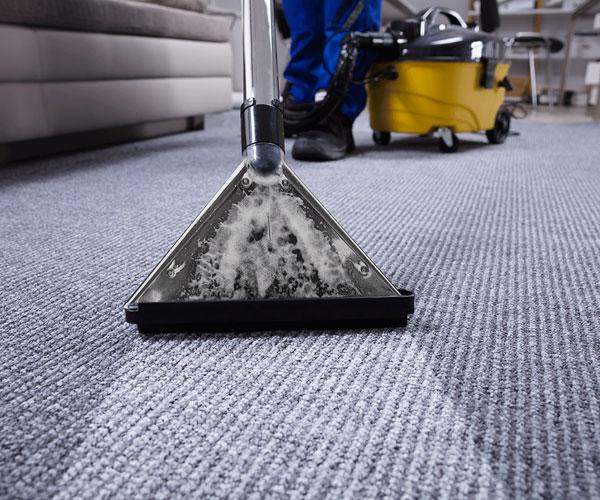 Hallways Carpet Cleaning (20 mins)