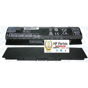 BATERIA HP ENVY 15-J PI06 6 CELDAS ALTERNATIVA NEGRO