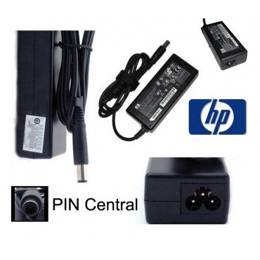Cargador HP Original 19,5V  3,33A 65W aguja 7.4x5.0 mm Pin Central