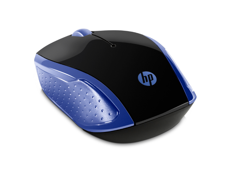 Mouse HP 200 Wireless AZUL INALAMBRICO PILAS INCLUIDAS ENERGIZER