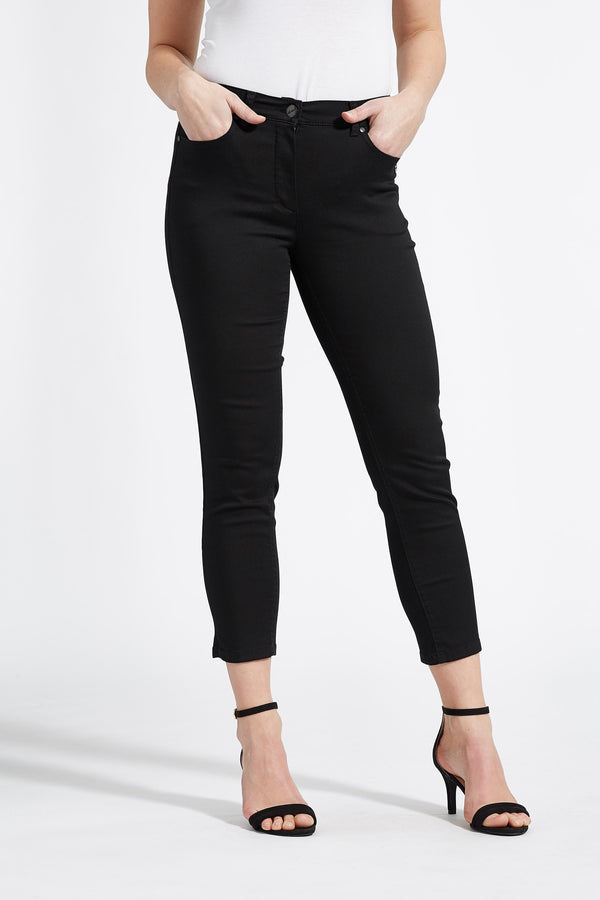 Laura Crop - Black