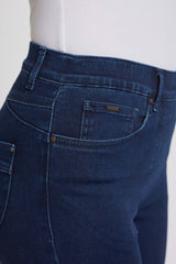 Faith Turn Slim SL - Denim Washed
