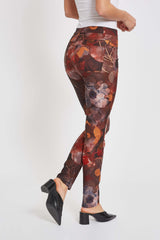 Laura Slim ML - Hazelnut Print