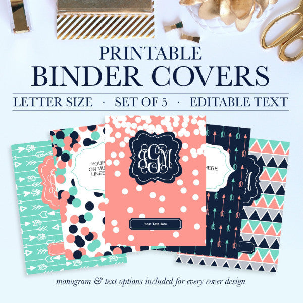 image about Binder Covers Printable named Printable Binder Addresses