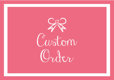 Custom Order - Graduation Cards