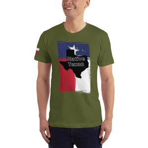 Native Texan - Men's T-Shirt