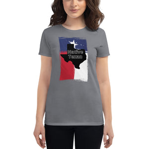 Native Texan - Women's short sleeve t-shirt
