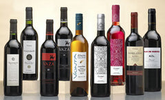 Spanish Red and White Wines