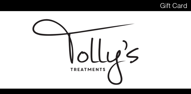 Tolly's Treatments Gift Card