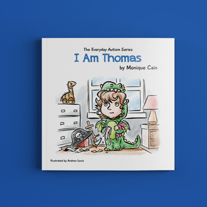 I am Thomas (IN STOCK - purchase in store only)