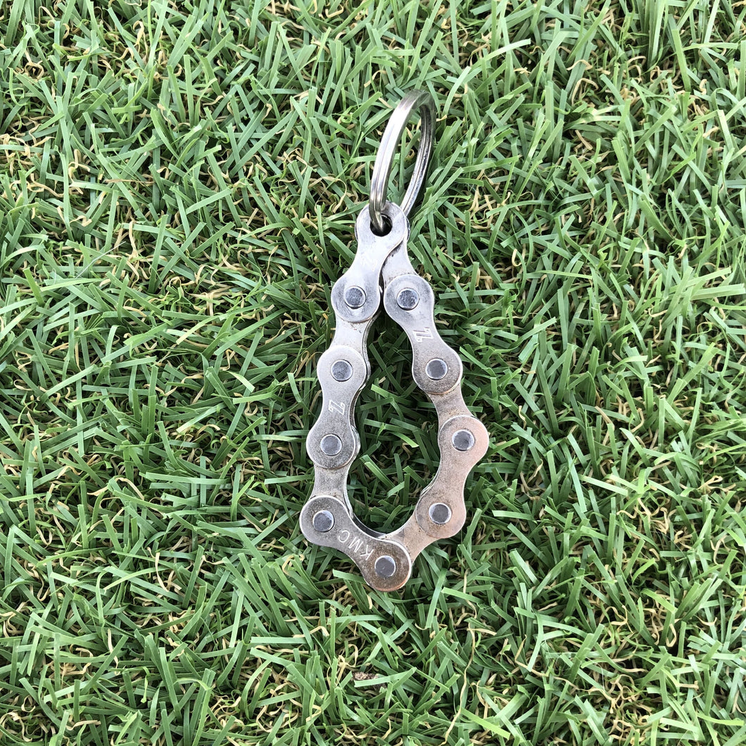Bike Chain Keyring Fidget