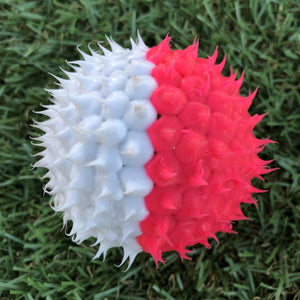 Textured Hi-Bounce Balls -  Set of 2