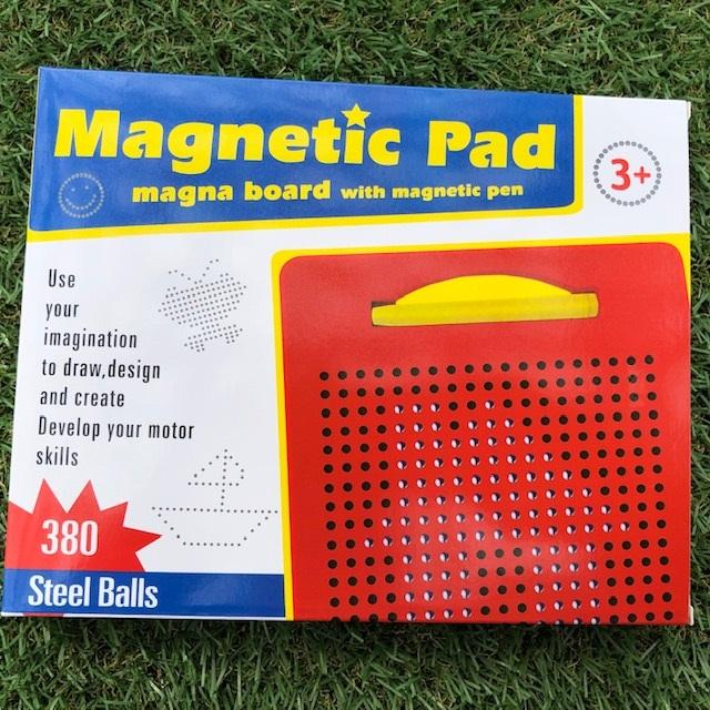 Magnetic Writing & Drawing Pad