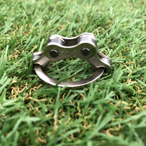 Single Loop Bike Chain Fidget