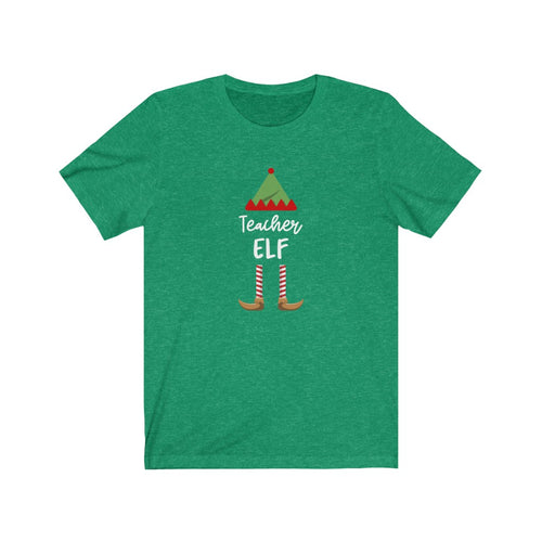 Teacher Elf T-Shirt