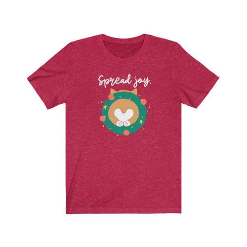 Spread Joy Corgi T-Shirt