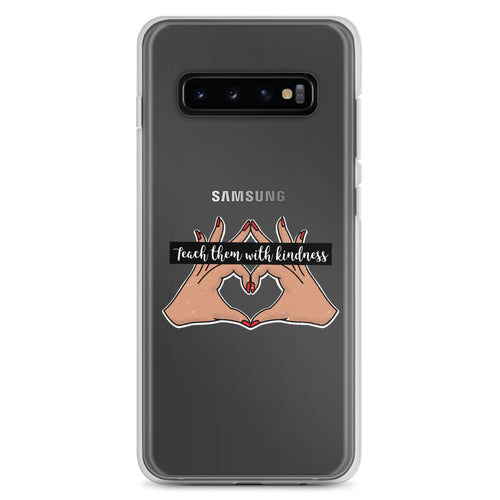 Teach Them With Kindness Samsung Case