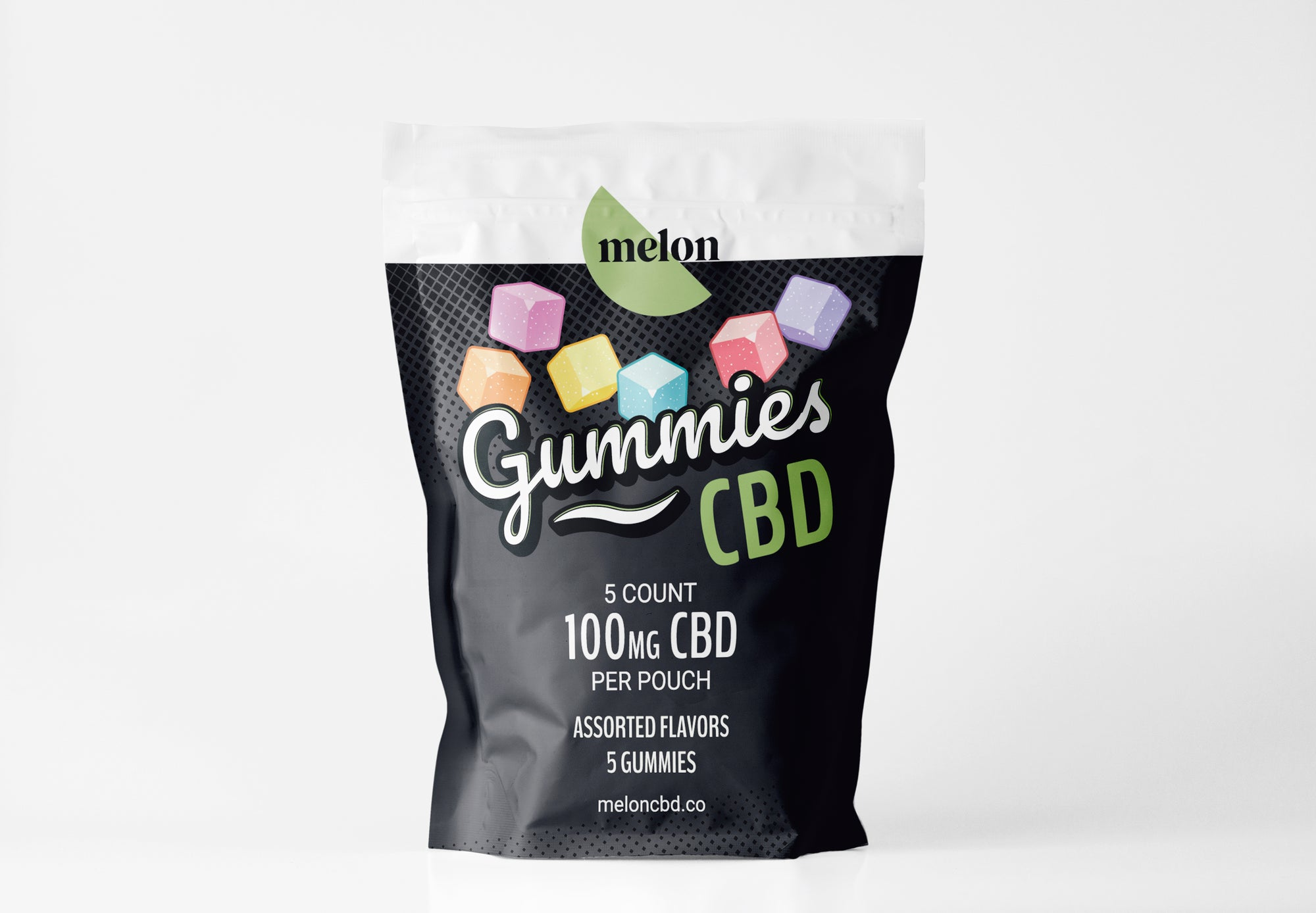 CBD GUMMIES 5-COUNT (Limits to 1 pack per one customer)