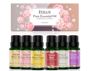 Floral Essential Oils