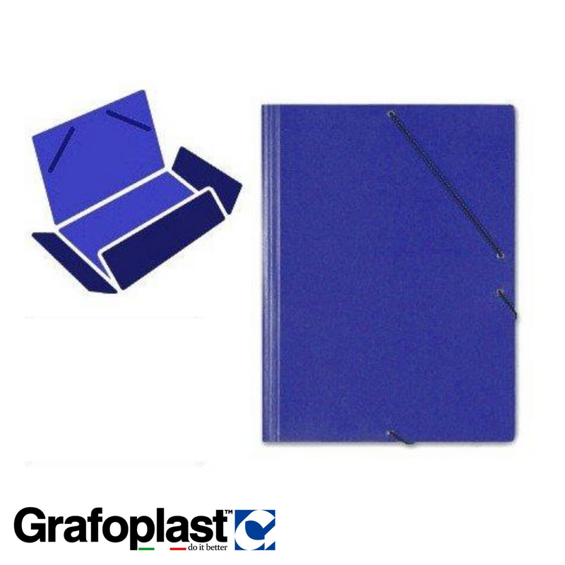 CARPETA CARTÓN GRAFOPLAST BRILLO A3 - Papereria Rocher