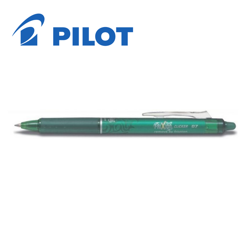 BOLÍGRAFO PILOT FRIXION CLICKER BORRABLE (0,7mm)