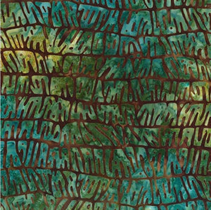 Robert Kaufman Artisan Batiks--Nature's Textures 2--Earth<br><STRONG>$9.96/YARD</strong><br>$2.49/Quarter Yard