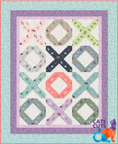 Hugs N Kisses Quilt Kit<br><strong>Click for more color options</strong>