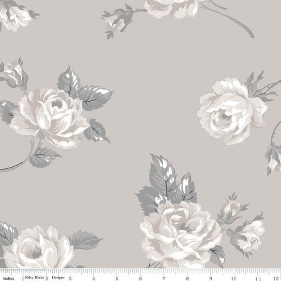 Riley Blake Serenity Wideback--Taupe<br><STRONG>$16.96/YARD</strong>
