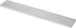150mm W x120mm D Galvanised Driveway Channel and Grates