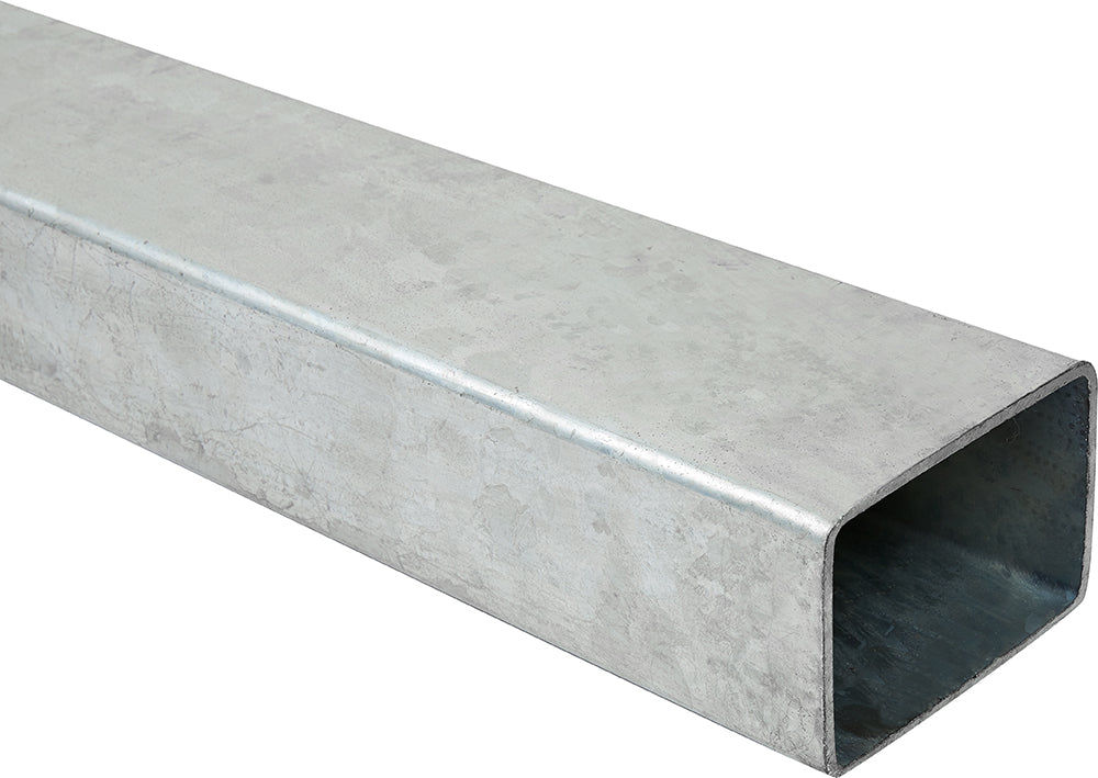 150mm x 50mm Galvanised RHS