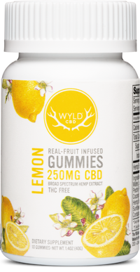 Lemon Gummies 250mg