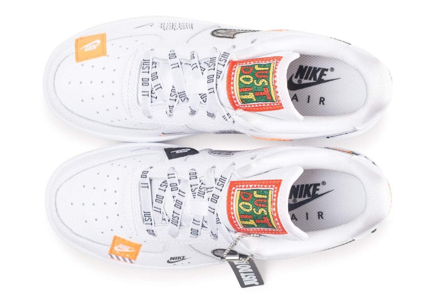air force 1 just do it blanche chaussure