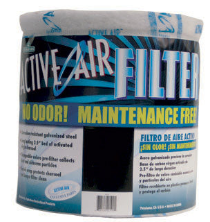 "Active Air 13""x12"" Carbon Filter - No Flange"