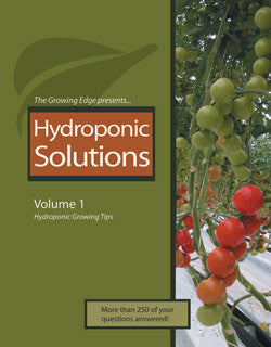 Hydroponic Solutions - Vol. 1