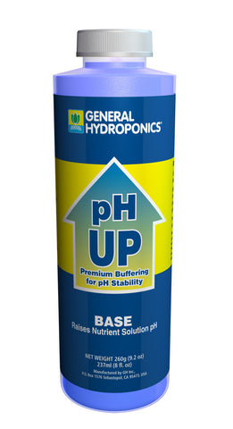 pH Up 8oz Base