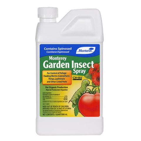 Insect Spray w/ Spinosad Pint (12/Cs)