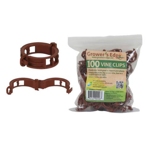 Grower's Edge Vine Clip (100/Bag)