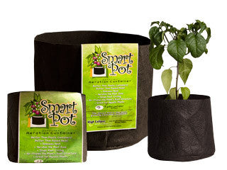 "3 Gallon Smart Pot 10""x 7.5"""