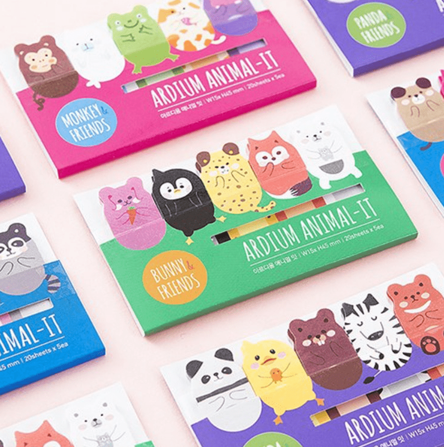 cute animal sticker packs. bunny and friends. monkey and friends. Panda friends.