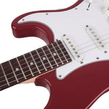 Rosewood Fingerboard Electric Guitar Rosy