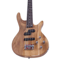Exquisite Stylish IB Bass with Power Line and Wrench Tool Burlywood Color