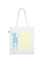 Load image into Gallery viewer, Tote bag- White