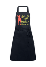Load image into Gallery viewer, Adult Recycled Unisex Apron w/ Pockets- Black