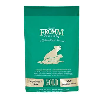 Fromm Gold Dog Dry Adult Large Breed 33#