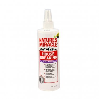 Nature's Miracle® House Breaking Potty Training Spray for Dog 16 Oz