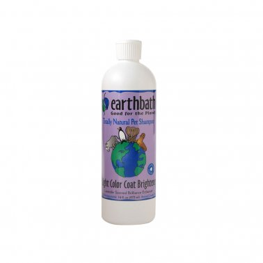 Earthbath® Lavender Coat Brightening Shampoo for Cat and Dog 16 Oz